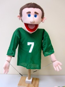 Guy, Green Shirt