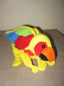 Bird 32 parrot