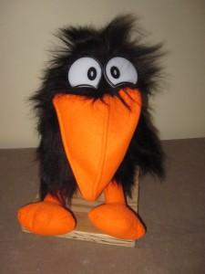 Bird 14 black