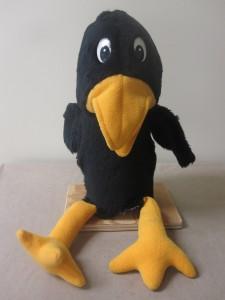 Bird 16 black