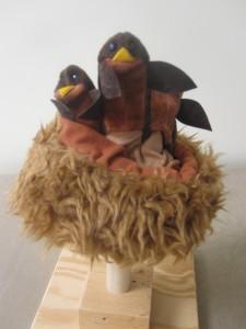 Bird 34 3 robins