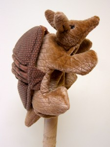 Armadillo, Brown