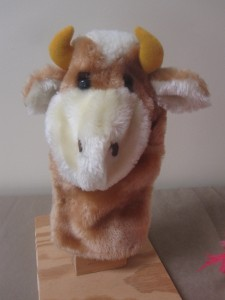 Cow 5 Brown