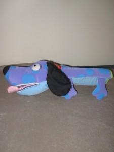Dog 5 - Blue