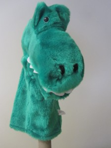 Dinosaur 3 Green