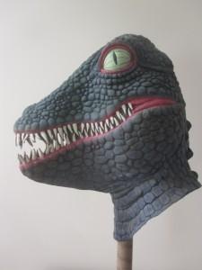 Dinosaur 7 Mask