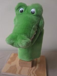 Alligator head 2