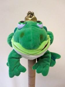 Frog 9 Prince