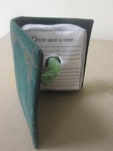 Bookworm Finger Puppet