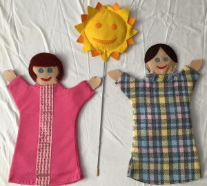 AAUW Puppets