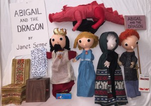 Abigail and the Dragon Set